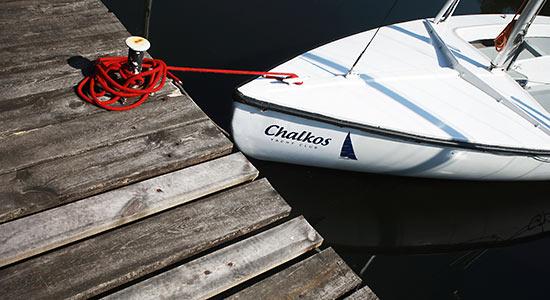 Chalkos Yacht Club - wypożyczalnia
